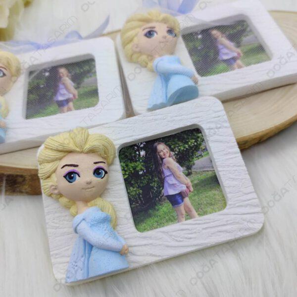 Elsa Fotoğraf Çerçevesi Magnet Hediyelikler (3)