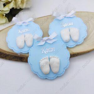 Hastanede Dağıtmak İçin Bebek Hediyelikleri (1)