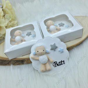 Kuzu Konsept Erkek Bebek Doğum Hediyeleri (1)